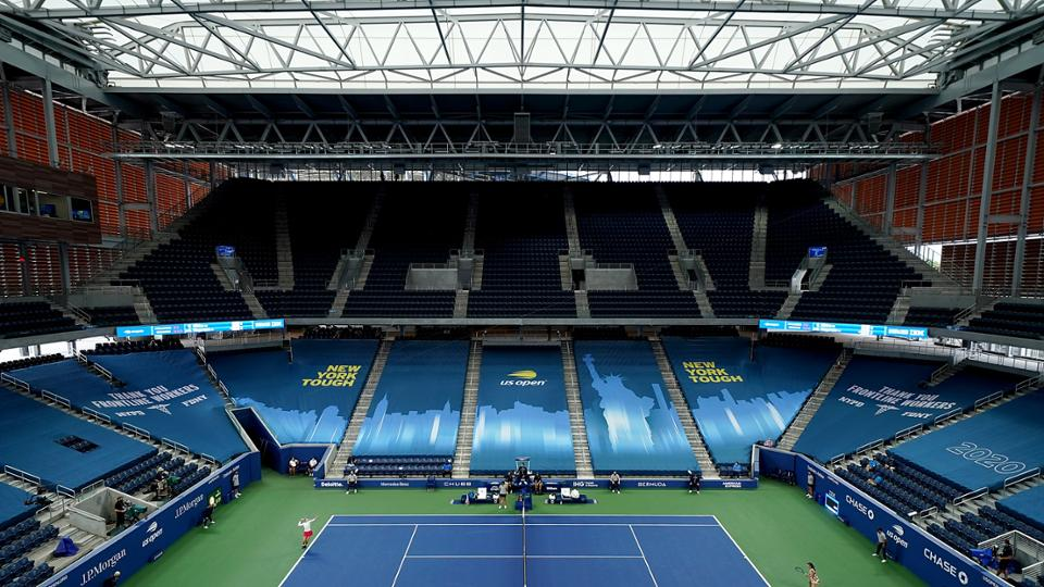 US Open cria torcida virtual com inteligência artificial